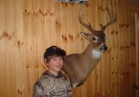 Hunter Corbin Buck 2012