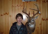 Hunter Corbin Buck 2013