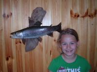 Sophia Burns Rainbow Trout 2014